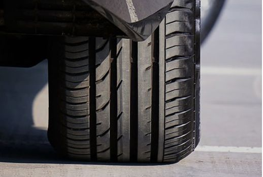 Is depth of tread grooves enough? Is wear within normal range?
