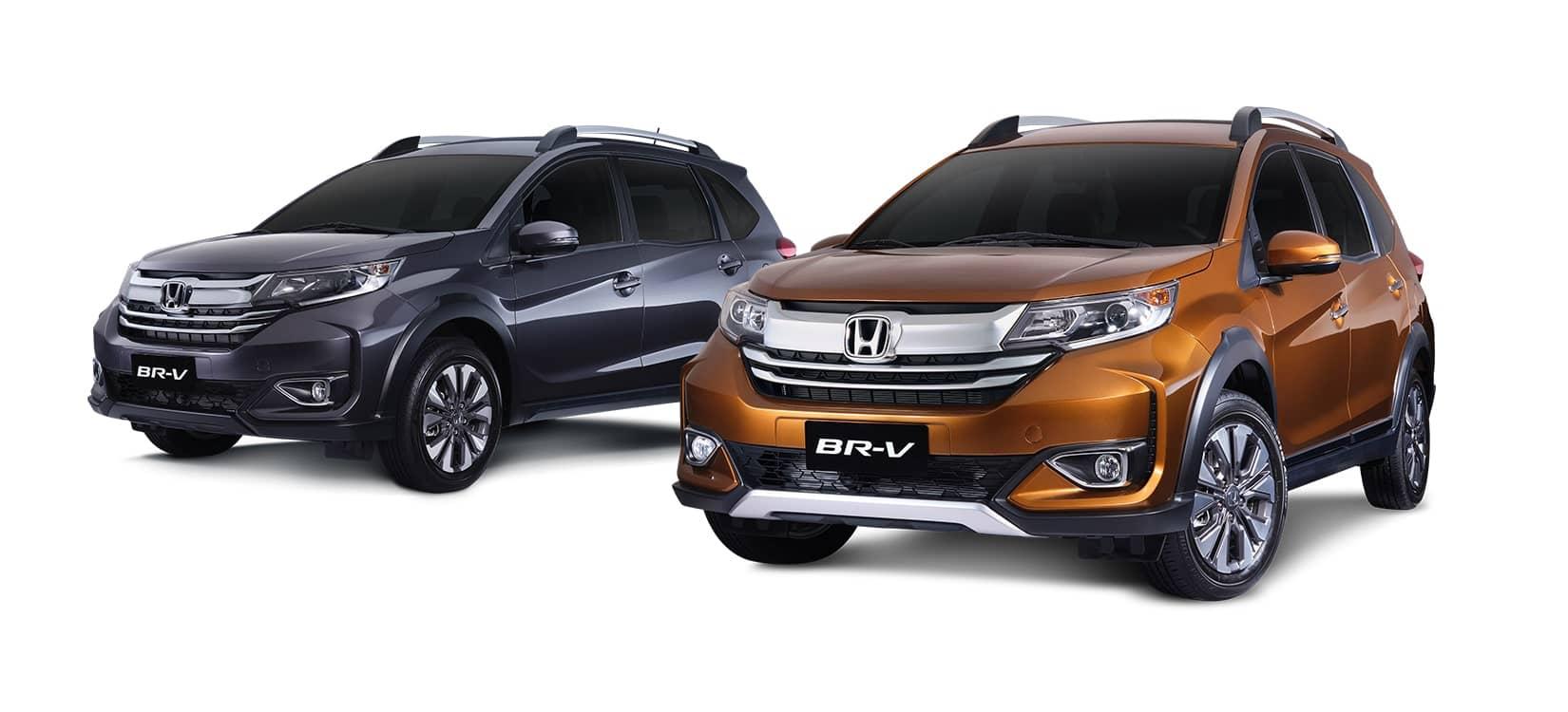 Honda debuts refreshed BR-V