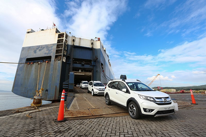 All-New Honda BR-V now on Philippine shores; Honda surprises with All-New BR-V Modulo variants